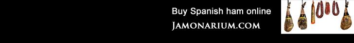 Comprare prosciutto spagnolo iberico pata negra Bellota Serrano