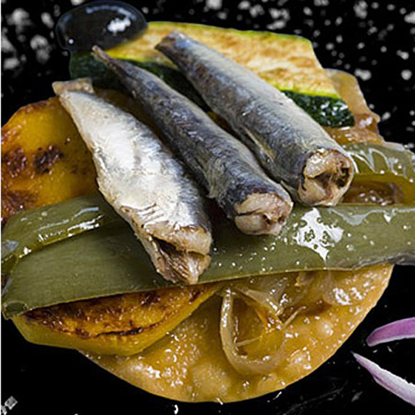 Sardines in olive oil, the healthiest canned fish