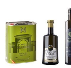 The perfect gift for this Christmas a bottle of Extra Virgin Gourmet Olive Oil