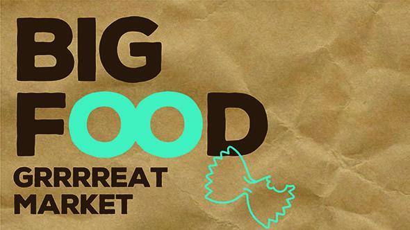 Big Food Matadero Madrid