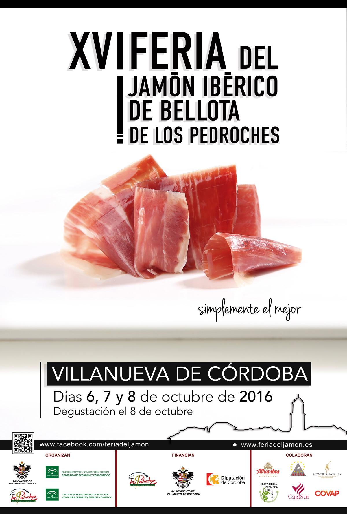 XVI Festival Iberian Ham Los Pedroches (Spain)
