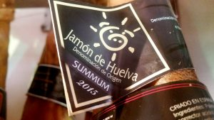 The D.O. Huelva hams become DO Jabugo