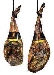 differences ham shoulder