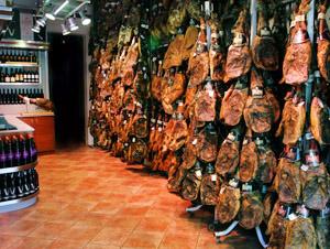 jamonarium pernil 181 barcelona shop