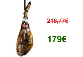spanish bellota pata negra ham