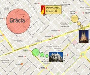 jamonarium barcelona mobile world congress
