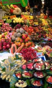 boqueria market tourist spot