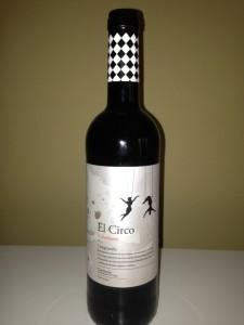 el circo red wine