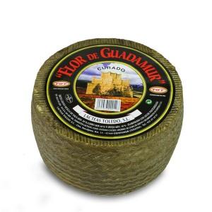 artisan cheese flor guadamur