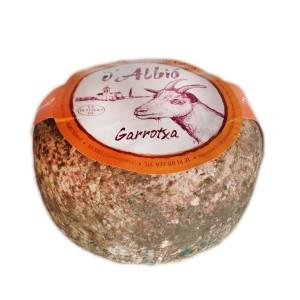 Artisan cheese garrotxa sant gil albió