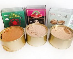pate foie gras snacks appetizers
