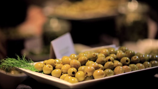Olives, not only an appettizer!