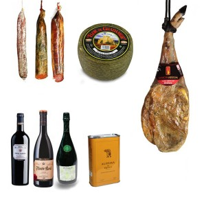 Participate in the 5th anniversary draw of Jamonarium and win a Hamper of 350 €