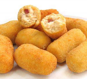 spanish ham croquettes