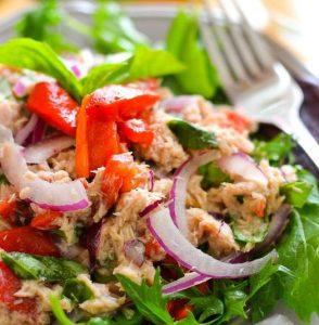 salad tuna summer Dardo