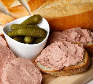 pate foie grass difference
