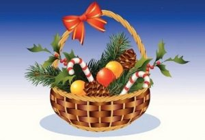 christmas hampers tradition gift