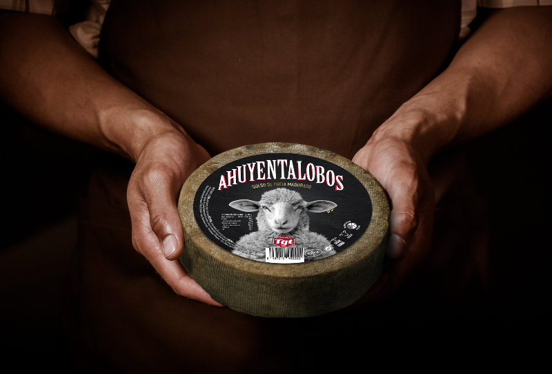 Ahuyentalobos cheese: the most badass cheese in the valley of roncal